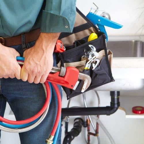 hot water circulation pump installation