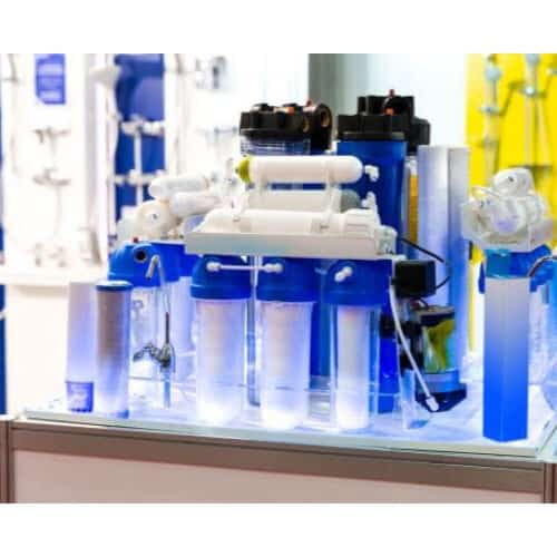 various reverse osmosis filters for arsenic